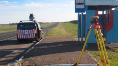 Мобильное лазерное сканирование